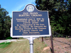 Old Quinn Burying Ground